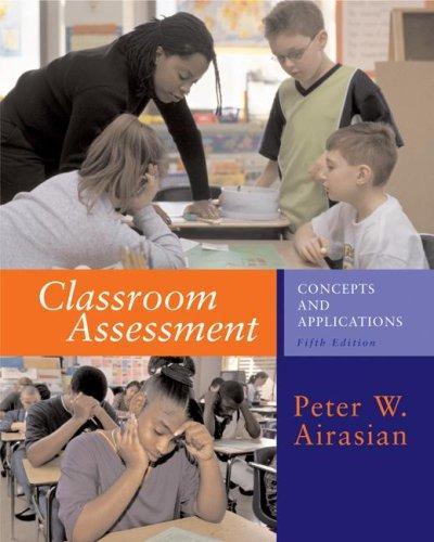 Download Classroom assessment