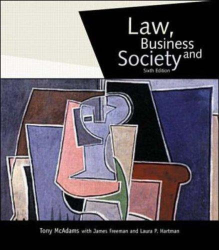 Download Law, Business & Society with PowerWeb