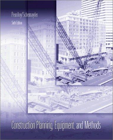Download Construction Planning, Equipment and Methods