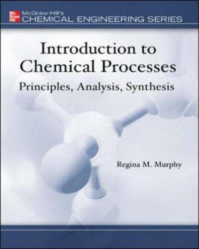 Download Introduction to Chemical Processes