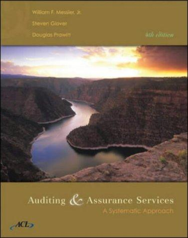 Download Auditing And Assurance Services