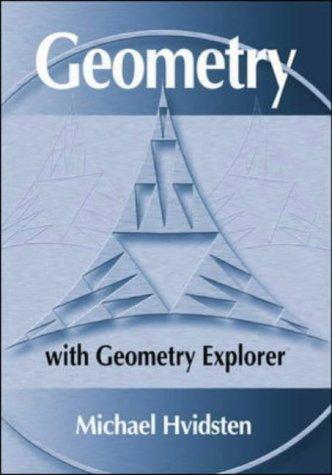 Geometry with Geometry Explorer