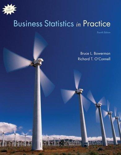 Download Business statistics in practice