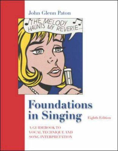 Download Foundations In Singing