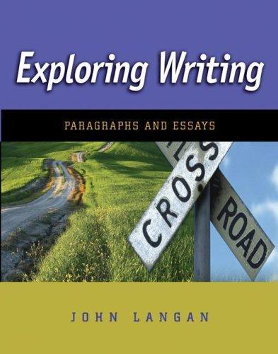 Download Exploring Writing