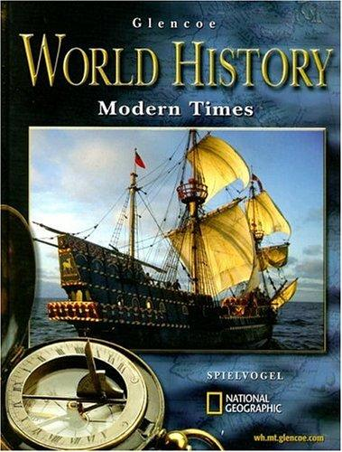 Download Glencoe World History Modern Times, Student Edition