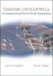 Essentials Of Accounting For Governmental And Not-For-Profit Organizations PDF Download