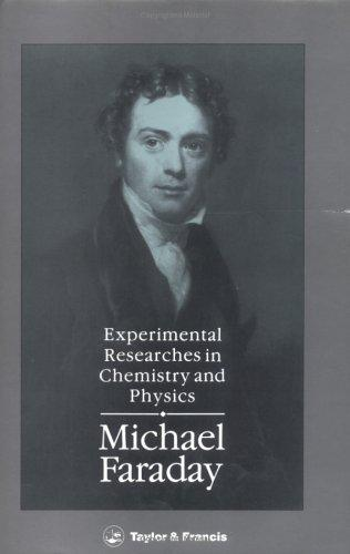 Download Experimental researches in chemistry and physics