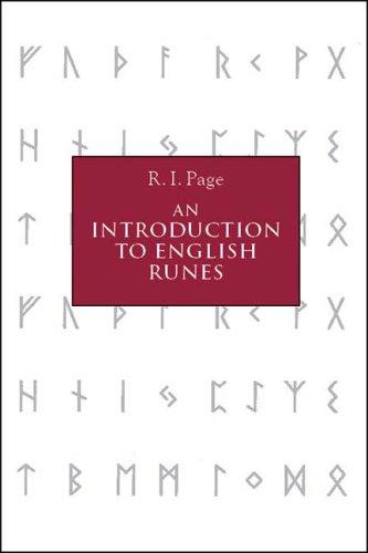 Download An introduction to English runes