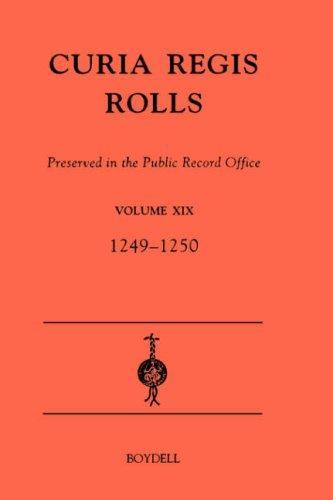 Download Curia regis rolls