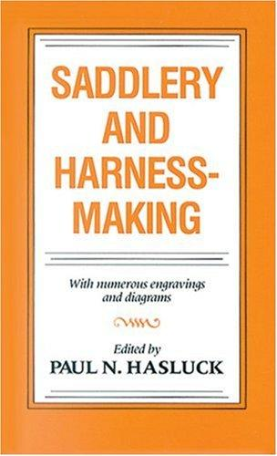 Download Saddlery and Harness Making