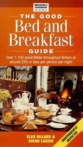 Download The good bed and breakfast guide