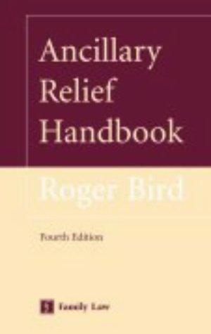 Download Ancillary relief handbook