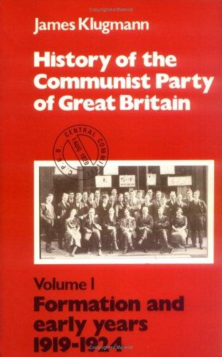 History of the Communist Party of Great Britain