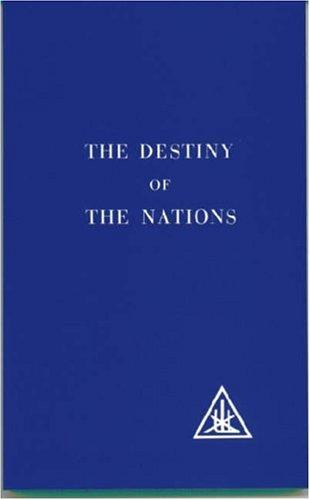 Download The Destiny of the Nations