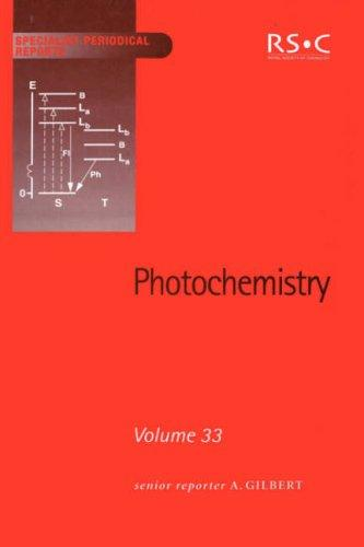 Photochemistry (Specialist Periodical Reports)