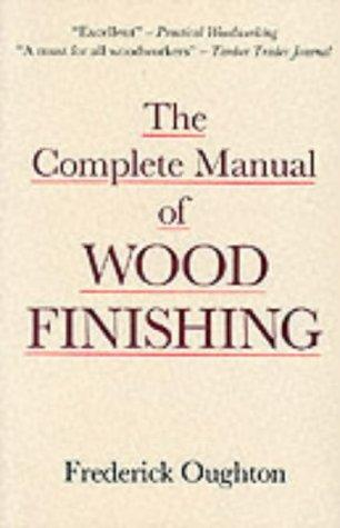 Download The Complete Manual of Wood Finishing