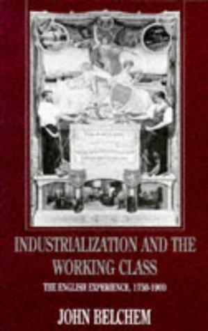 Industrialization and the Working Class