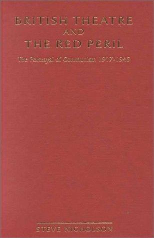 Download British Theatre and the Red Peril