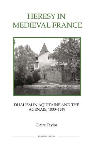 Download Heresy in Medieval France