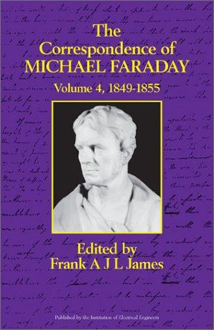 Download The correspondence of Michael Faraday