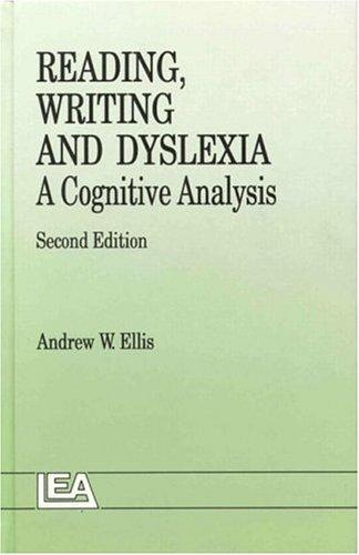 Download Reading, Writing And Dyslexia