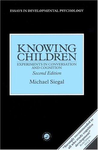 Download Knowing children
