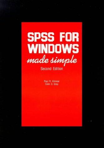 Download SPSS for Windows made simple