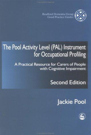 Download The Pool Activity Level (Pal) Instrument for Occupational Profiling