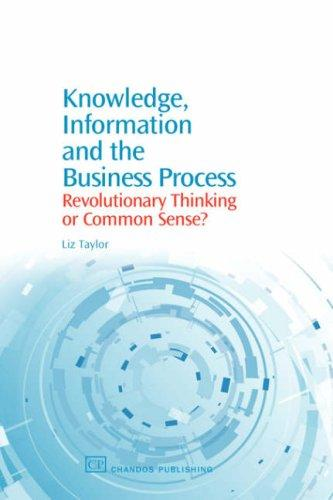Download Knowledge, Information and the Business Process