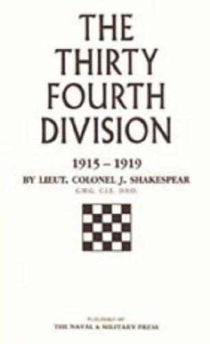 Download Thirty-fourth Division 1915-1919