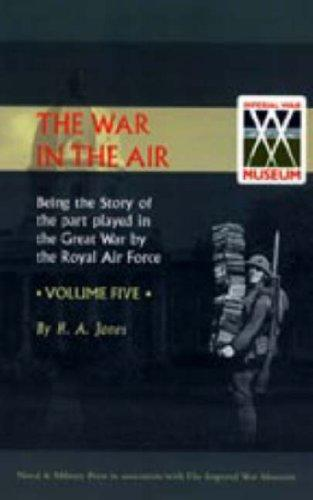 Download War in the Air. Being the Story of the Part Played in the Great War by the Royal Air Force