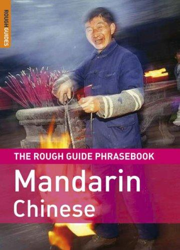The Rough Guide to Mandarin Chinese Dictionary Phrasebook 3 (Rough Guide Phrasebooks)