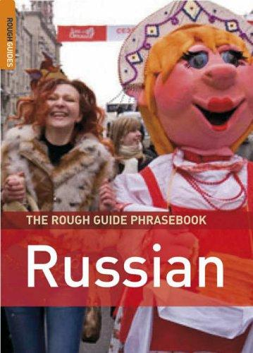 The Rough Guide to Russian Dictionary Phrasebook 3 (Rough Guide Phrasebooks)