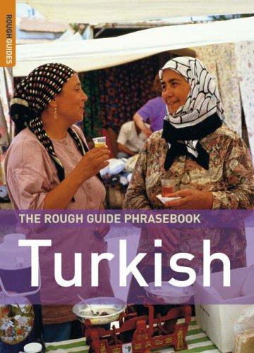 The Rough Guide to Turkish Dictionary Phrasebook 3 (Rough Guide Phrasebooks)