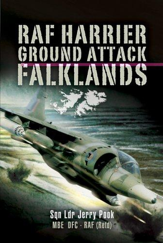 RAF HARRIER GROUND ATTACK – FALKLANDS