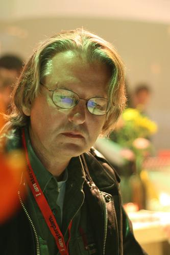 Photo of Bruce Sterling