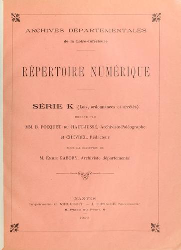 Download Répertoire numérique.