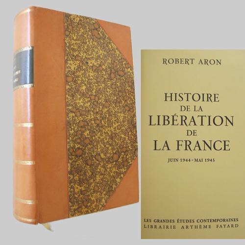 Histoire de la libération de la France, juin 1944-mai 1945