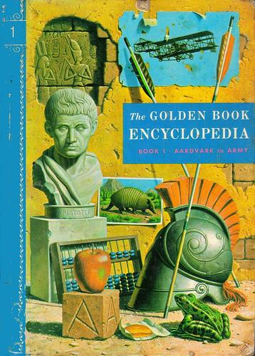 Download The golden book encyclopedia.