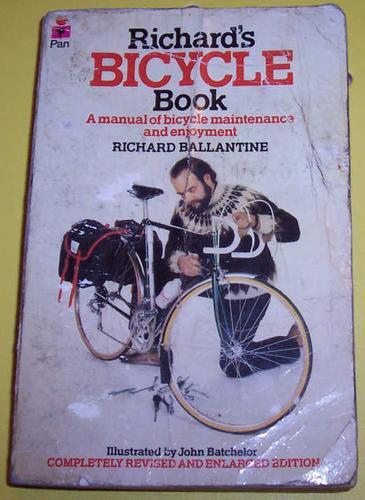 Richard's bicycle book
