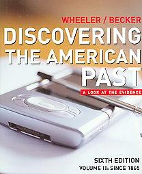 Download Discovering the American past