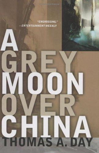 Download A grey moon over China