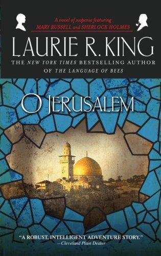 Download O Jerusalem (Mary Russell Novels)
