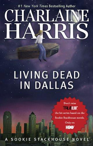 Living Dead in Dallas (Original MM Art) (Sookie Stackhouse/True Blood) by Charlaine Harris