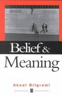 Belief and meaning