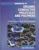 Handbook of Organic Conductive Molecules and Polymers, Conductive Polymers