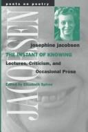 Download The Instant of Knowing