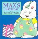 Download Max's Birthday (Wells, Rosemary. Max Board Books.)