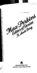 Download Max Perkins